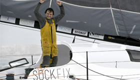 ISC, Sponsor in the Vendée Globe